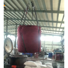 Normal temperature loose fiber dyeing machine
