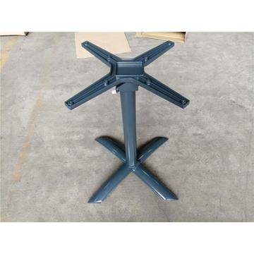folding table leg aluminum
