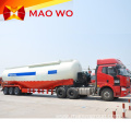 Tri-axle V Shape 40m3 Bulk Cement Semi Trailers