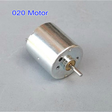 Micro Round 17mm 24mm Electric Motor 020 310 DC Motor 1.5V-6V 3.7V High Speed Mini Motor for Solar Energy Power Supply Model