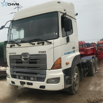 Good Condition Used Hino Tractor 700
