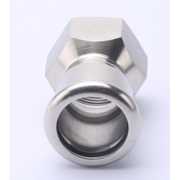 Thin Wall Stainless Steel Press Pipe Fitting