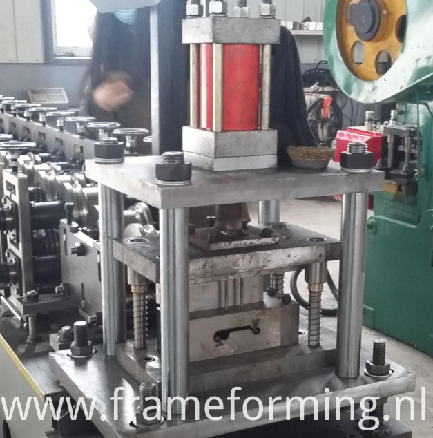 Roller Shutter Door Producing Line