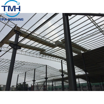 prefabricated warehouse building steel frame warehouse