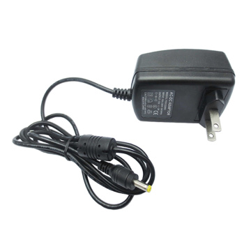 9v 0.5A ac/dc travel wall charger UK plug