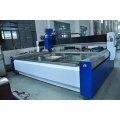 The waterjet machine for brass cutting