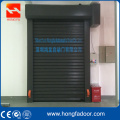 Simple Aluminium Panel Rapid Fast Roll Up Door