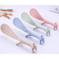 Standing Spoon Non-stick Plastic Rice Spoon