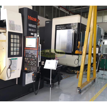 Precision component manufacturing 5 axis CNC machining