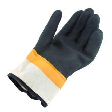 Viper XL Double Coated PVC Gloves Safety Cuff