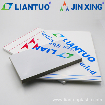 PP White Cutting Board PP Plastic Cutting Sheet