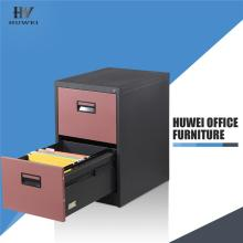 2 drawers office steel storage file Cabinet