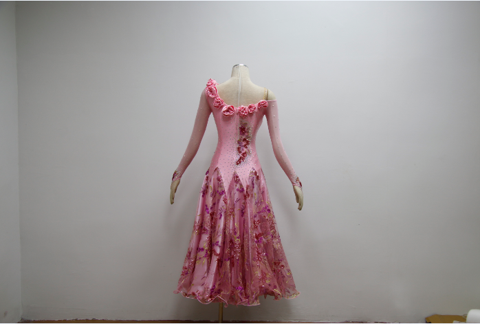 International Standard Ballroom Dress