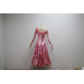 Custom made ballroom costumes