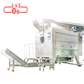 Automatic coating peanuts chocolate processing machinery small production food making machine