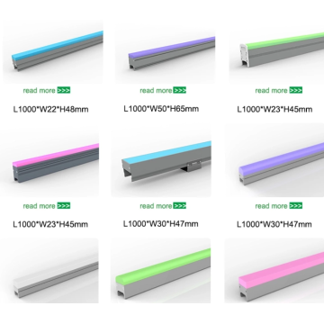 High-brightness LED linear light environmental protection