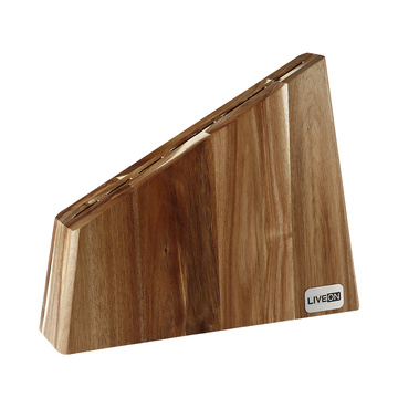 Tilt Design Acacia Wooden Block