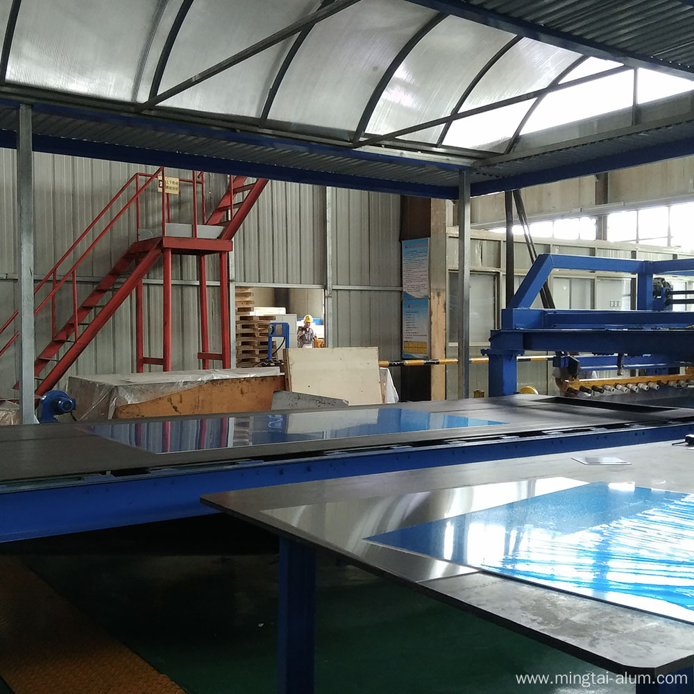 1100 H14 1000*2000mm Aluminum Plate for Brazilian Market Factory Price