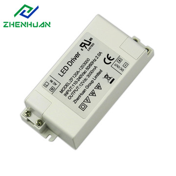 36W 12V 3A DC Output Led Lighting Driver
