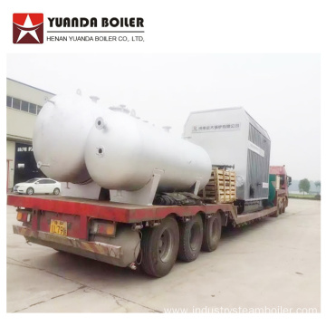 YLW Series Coal Fired Heat Conductive Oil Boiler