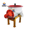vibratory alloy wheel polishing machine