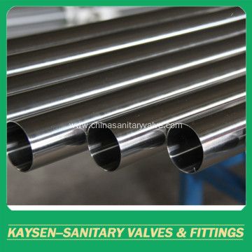 Sanitary tubes IDF welded Stainless steel