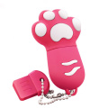 Cute Cat Claw Cartoon USB Flash Drive