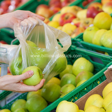 Storage flat eco grocery bags