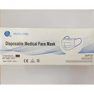 Type II Disposable Medical Face Mask