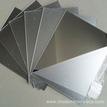 Mirror Finish Aluminum Composite Panel Price