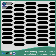 High Tensile Perforated Mild Steel