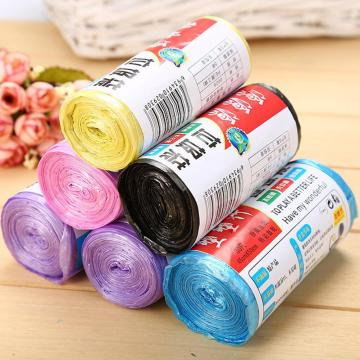 30Pcs/Roll 45x50cm Garbage Bags Thicken No Odor Eco-friendly Disposable Garbage Bags Convenient Environmental Cleaning Waste Bag