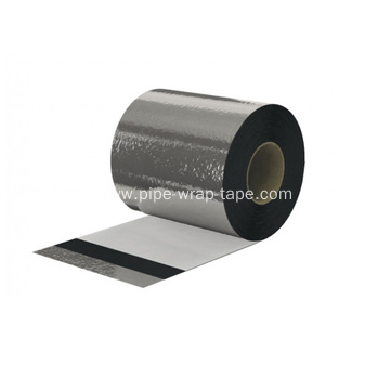 Aluminum Foil Butyl Cold Pipe Wrap Tape
