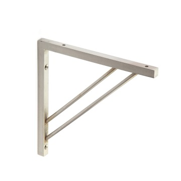 Stainless Steel Heavy Duty Shelf Support Corner Bracket