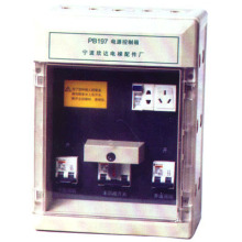 Elevator Component , Controller Cabinet For Power Source