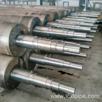 Cold Draw seamless steel pipe rebar steel tube