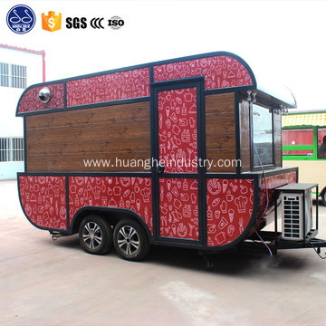 food truck vans for sale