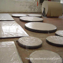 Explosive Alloy Stainless Steel Clad Metal Plate