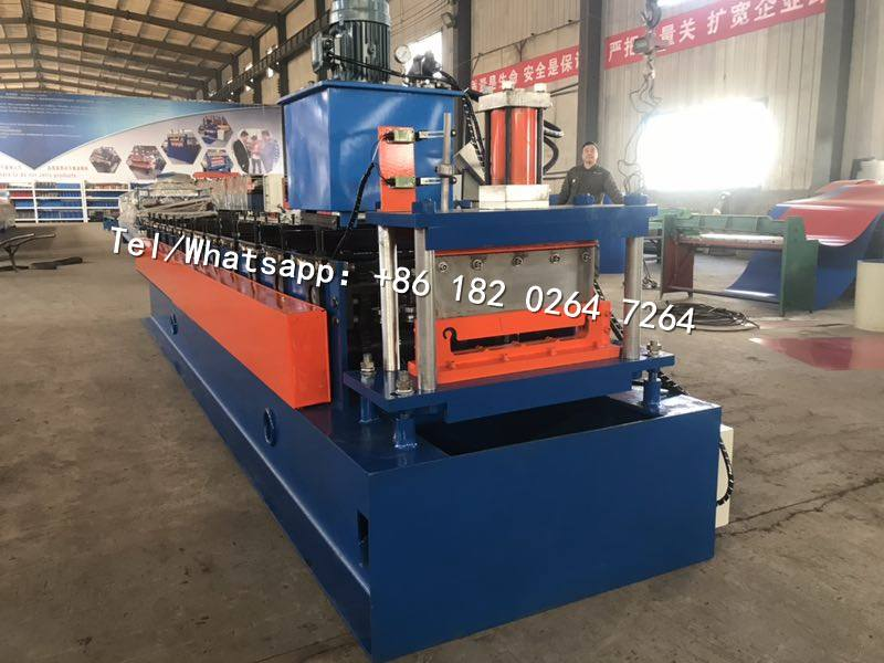 roofing standing seam roll forming machine