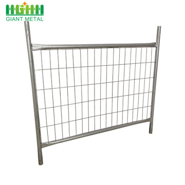 galvanized welded construction tempory fencing