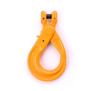 European Type Clevis Self-Locking Hook