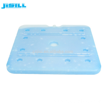 Non-toxic PCM eutectic plate for food cold storage