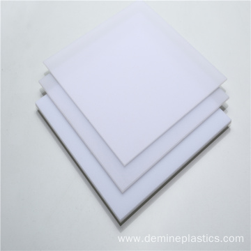 Quality opal polycarbonate diffuser sheet for led lighting