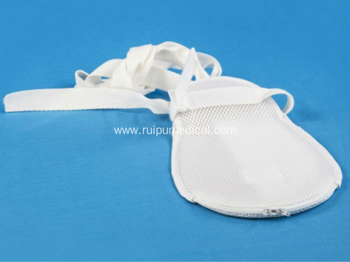 Medical Finger Control Hand Mitt For Dottiness Patients
