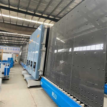 LBW2000PD Inside and Outside IGU production line