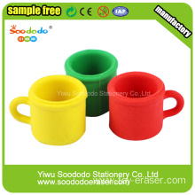 Yellow Cup Puzzle Eraser Promotion Gift