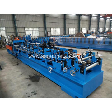 CZU cold roll forming machine with pre cutter