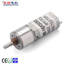 16mm 6v dc gear motor