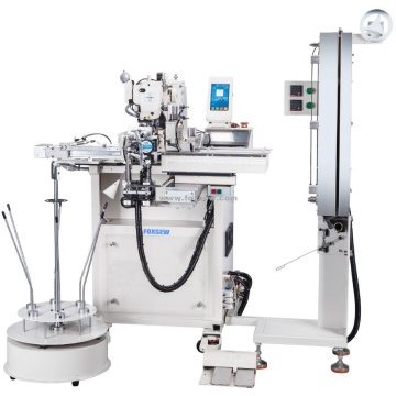 Automatic Elastic Loop Joint Sewing Unit