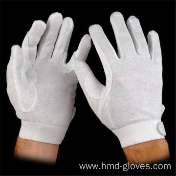 Uniform Marching Band White Parade Gloves